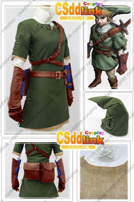 link zelda pattern costume the legend of zelda zelda link cosplay costume csddlink