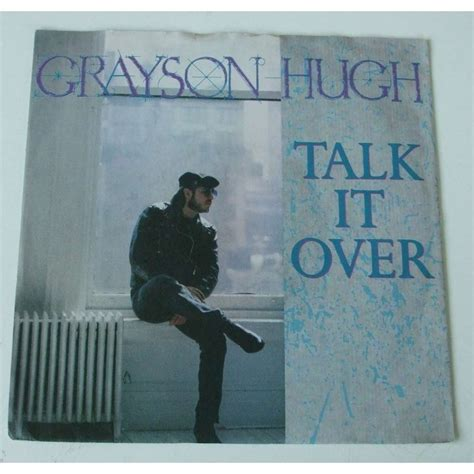 talk it over in bed talk it over empty st the wind by grayson hugh sp with