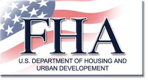 federal housing administration fha mortgage loans new fha loan and lender certifications loansafe org