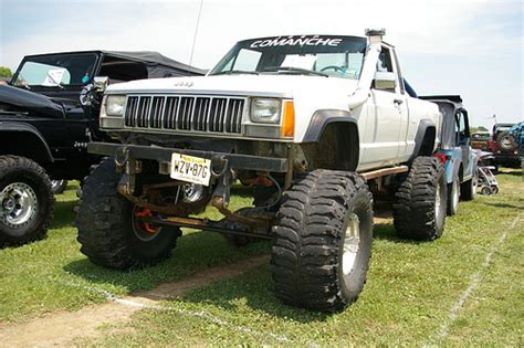 Jeep Comanche Truck Jeep Comanche Truck Mj Pa Jeeps York Jeep Show