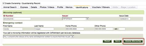 microchip registration petpoint help microchip registration