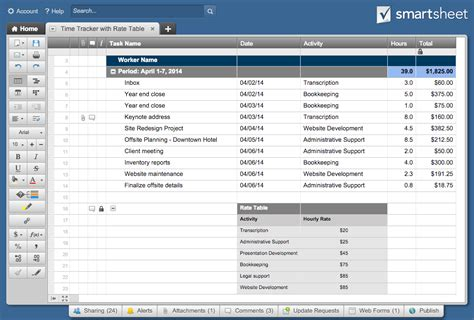 Free Excel Project Management Templates Excel Timesheet Template Projects