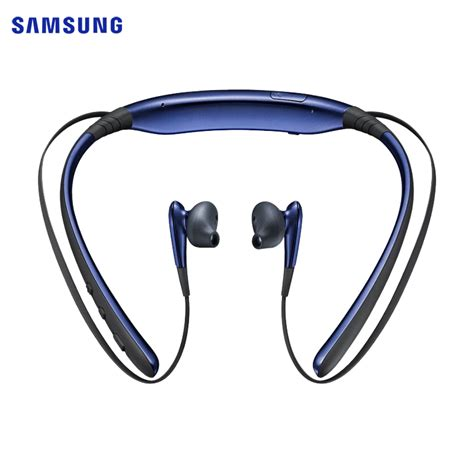Headset Bluetooth Samsung Original samsung level u wireless bluetooth headset blue 100 original mcsteve