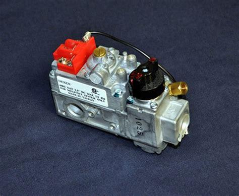 Fireplace Millivolt Gas Valve by Dexen 200 D Gas Millivolt Valve