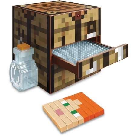 crafting bench minecraft 10 new toys merchandise heavy com