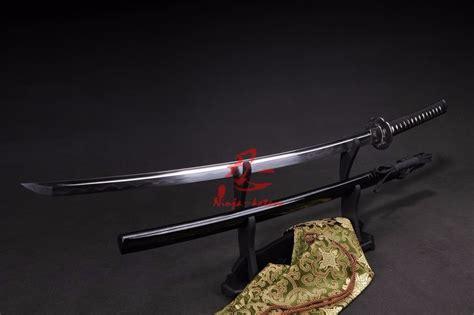 como eram feitas as katanas espada katana afiada a 231 o damasco 1060 1095 forjada corte r 1 499 00 em mercado livre