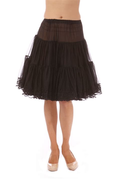 ebay petticoats malco modes knee length chiffon petticoat crinoline slip for 50s costume ebay