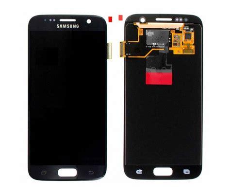 samsung g930f galaxy s7 lcd display module black gh97 18523a dutchspares