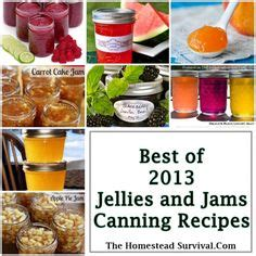 Backyard Jams And Jellies Backyard Homesteading On Homestead Survival