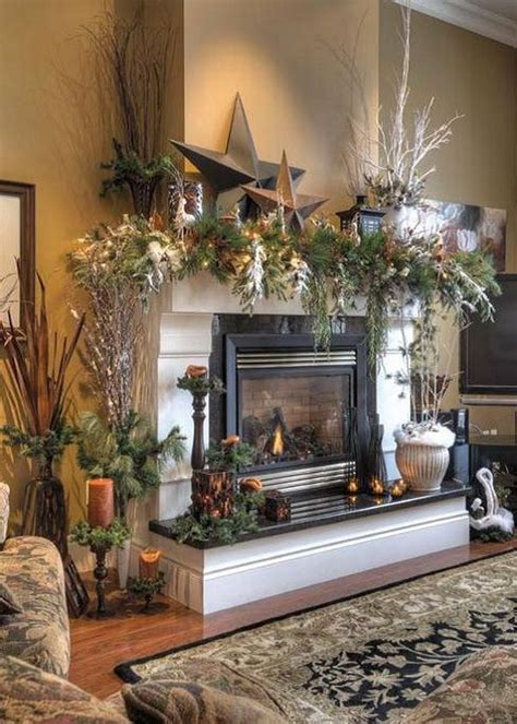 Decorating Ideas For Fireplace Mantel Fireplace Decorating Ideas Fireplaces