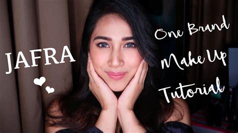 tutorial makeup jafra one brand makeup tutorial jafra youtube