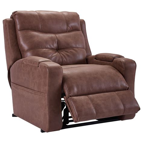 lane power lift recliners lane miguel power lift recliner with heat and massage