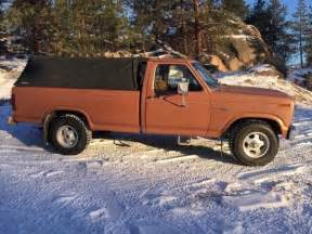 Fliese 300 X 150 by 1981 Ford F150 4x4 4 9 L 300 Inline 6 For Sale Photos