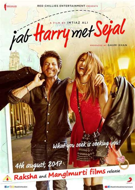 film india jab harry met sejal manglmurti films to distribute jab harry met sejal