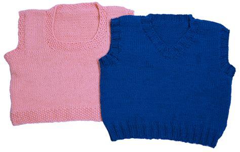 knitting pattern vest child easy knitting pattern for children s vest instant