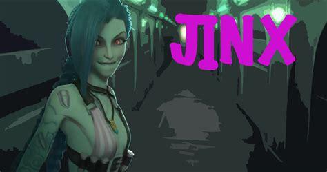 theme song jinx league of legends get jinxed lyrics youtube