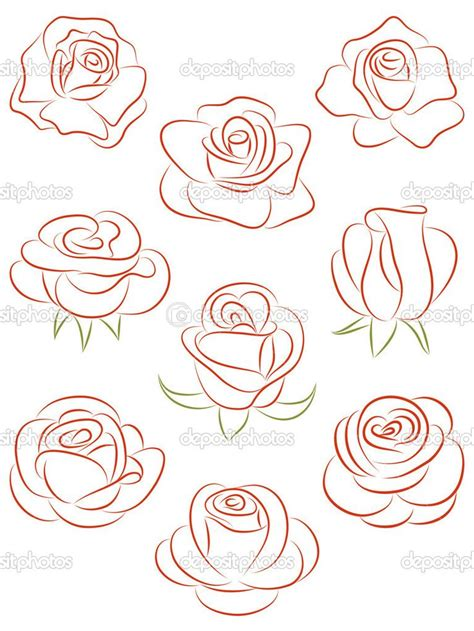 how to draw doodle roses best 25 drawings ideas on roses drawing