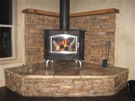 Can I Put A Wood Stove In Fireplace by 1000 Images About Corner Stove Fireplace On