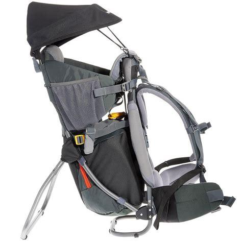 zaino porta bebe porta beb 232 kid confort 1 plus grigio deuter hiking sport