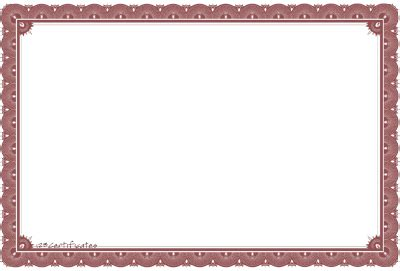 blank clue card template transparent certificate template free png transparent image