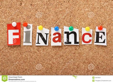 Finance Royalty Free Stock Photography   Image: 34078337