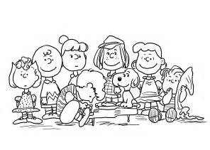 Charlie brown coloring pages christmas printables az coloring pages