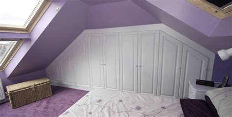 angled fitted wardrobes use of your space
