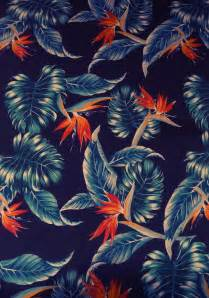 printed wallpapers tropical print