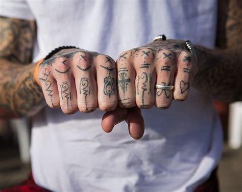cross tattoo knuckle 120 best knuckle tattoo designs meanings self
