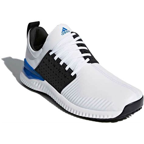 adidas golf shoes adicross bounce leather white 2018