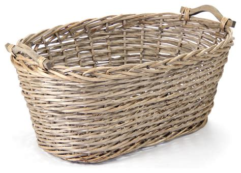 country baskets emmie basket large country baskets other metro by