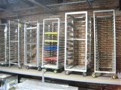 Bun Racks For Sale by Food Service Equipment Co Inc Bun Pan Rack