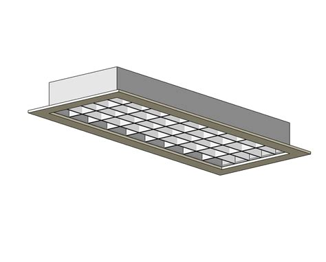 Revit Light Fixture Families Generic Interior Lighting Bim Objects Families