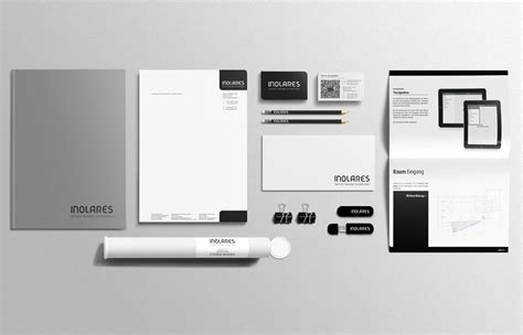 Corporate Design Handbuch Vorlage Corporate Design F 252 R Inolares 187 187 Werbeagentur Berlin Paul And