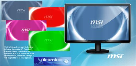 theme windows 10 msi pin msi wallpaper on pinterest