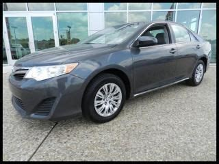 2012 toyota camry le mpg purchase used 2012 toyota camry le great mpg usb and aux