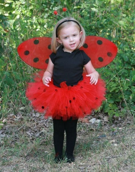 ladybug black custom boutique tutu baby toddler 0