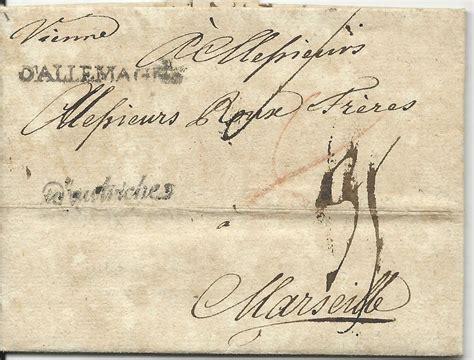 Porto Brief Schweiz Nach Sterreich 214 sterreich 1790 d 180 autriche u d 180 allemagne auf porto brief