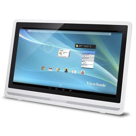 android monitor viewsonic 24 inch vsd241 monitor runs android 4 2 on tegra 3 chip
