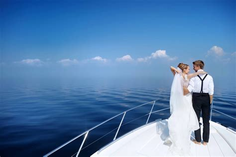 Wedding On A Boat by 7 Reasons To Get Married On A Boat