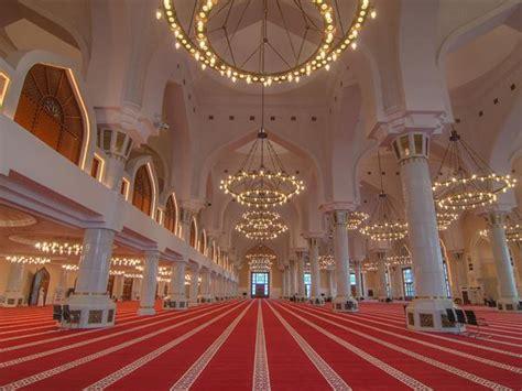 state grand mosque  qatar doha life