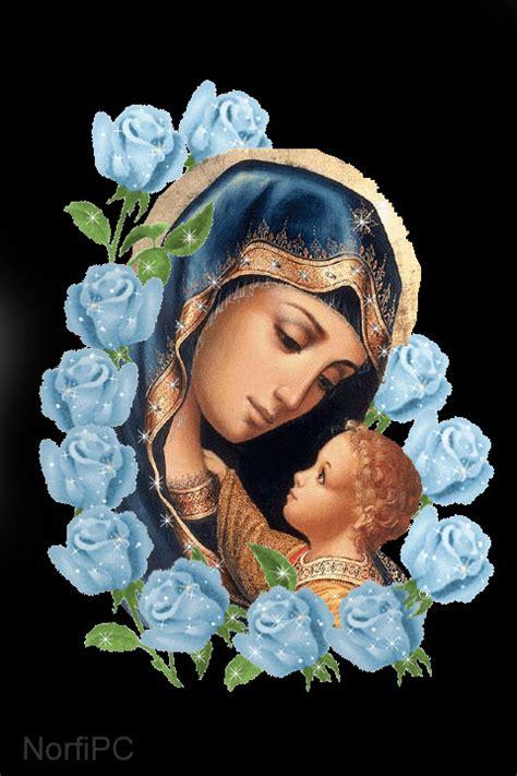 imagenes bonitas virgen maria im 225 genes de jesucristo y la virgen mar 237 a para fondos de