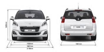 peugeot 5008 7 seater mpv and spacious family car