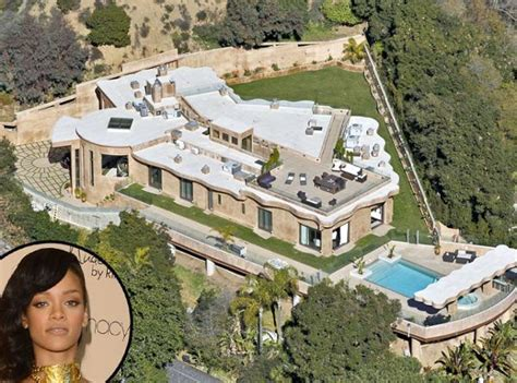 celebrity mansions rihanna net worth and earnings