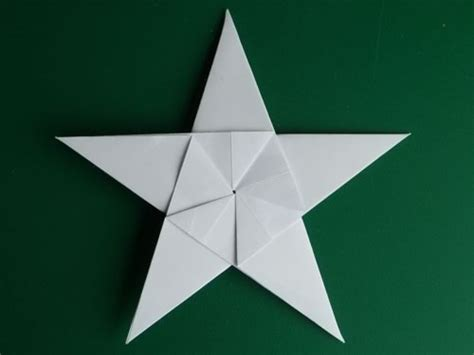 Origami 5 Pointed - the 5 pointed origami everythingg