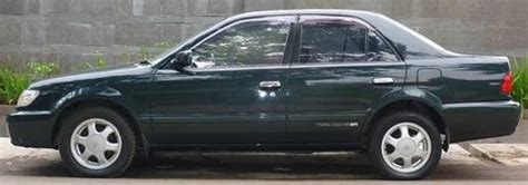 Toyota Soluna Gli 1 5 Mt 2000 2001 toyota soluna gli related infomation specifications