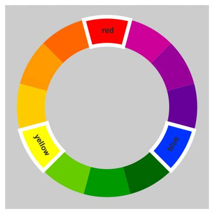 is a primary color how to use the color wheel for your bead jewelry design