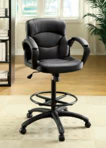 counter height office chairs dean drafting counter height pneumatic adjustable office