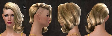 gw2 human hairstyles gw2 new hairstyles from total makeover kits for april 14