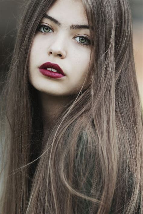 111 best images about hair hair hair on pinterest faux best hair color for green eyes and different skin tones